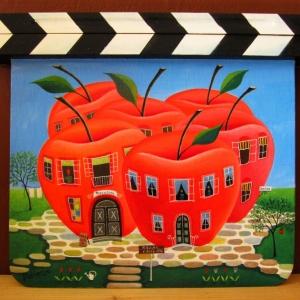 Jablečné město