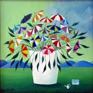 Deštníkovka jarní
