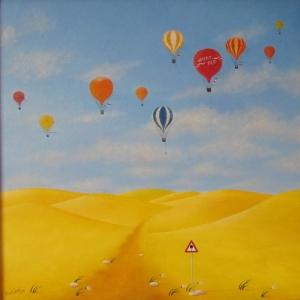 Ideální balónové počasí