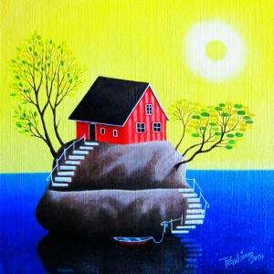 Ostrov spisovatelův